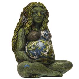 Beeld - Mother Earth - Gaia 10,8cm