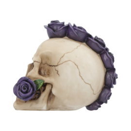 Schedel - Purple Rose Hawk - 16cm