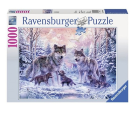 Arctische wolven