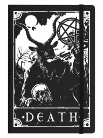 Notitieboek - Deadly Tarot - Death - A5