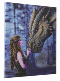 Crystal Art Kit - Once Upon A Time - Anne Stokes