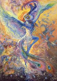 Puzzel - Blue Bird - Josephine Wall