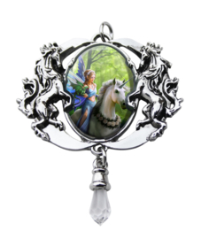 Realm Of Enchantment Cameo - Ketting - Anne Stokes
