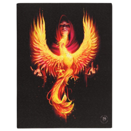 Canvas - Phoenix Rising - Anne Stokes