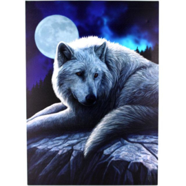 Canvas 50x70cm  - Guardian Of The North - Lisa Parker