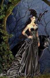 Puzzel - Mistress of the Lycani - Nene Thomas