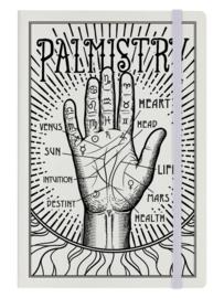 Notitieboek - Palmistry - A5