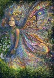 Puzzel - The Wood Fairy - Josephine Wall