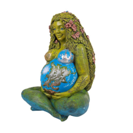 Beeld - Mother Earth - Gaia 60cm