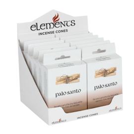 Elements - Palo Santo -  incense cones