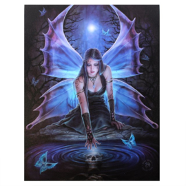 Canvas - Immortal Flight - Anne Stokes