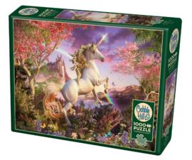 Puzzel - Unicorn - David Penfound
