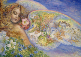 Puzzel - Wings of Love - Josephine Wall