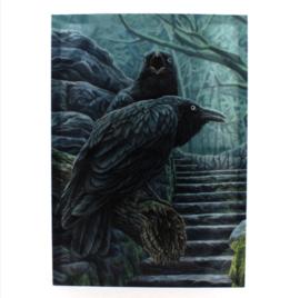 Canvas 50x70cm  - Watchmen - Lisa Parker
