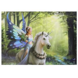Canvas 50x70cm  - Realm of Enchantment - Anne Stokes