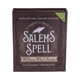 Salem's Spell Kit - Edelstenenset voor spiritueel welzijn