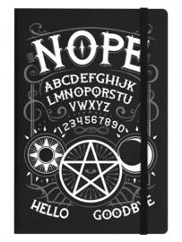 Notitieboek - NOPE ouija - A5