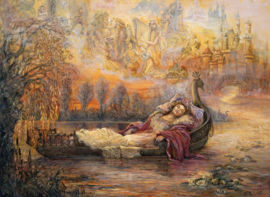 Puzzel - Dreams of Camelot - Josephine Wall