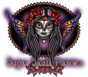 Sugar Skull Fairies