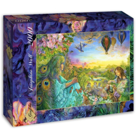 Puzzel - Daydreaming - Josephine Wall