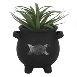 Plantenpot - Cauldron - Pentagram