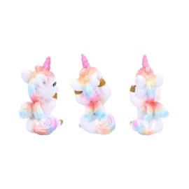 Three Pegacorns - 5,8cm