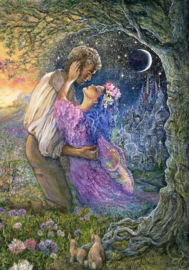 Puzzel - Love Between Dimensions - Josephine Wall