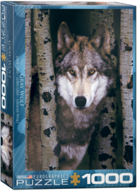 Puzzel - Gray Wolf - Eurographics