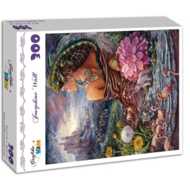 Puzzel - The Untold Story - Josephine Wall