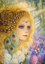 Puzzel - Hyacinth - Josephine Wall