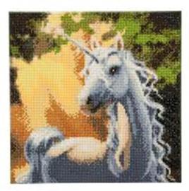 Diamond painting - Sunshine Unicorn - Craft Buddy ®
