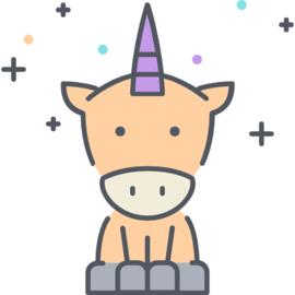 Eenhoorns / Unicorns