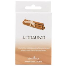 Elements - Cinnamon -  incense cones