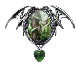 Kindred Spirits Cameo - Ketting - Anne Stokes