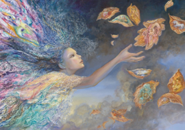 Puzzel - Catching Wishes - Josephine Wall