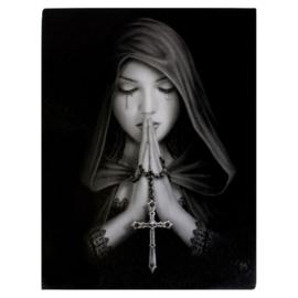 Canvas - Gothic Prayer - Anne Stokes