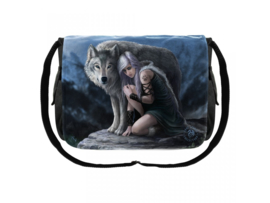 Messenger Bag - Protector - Anne Stokes