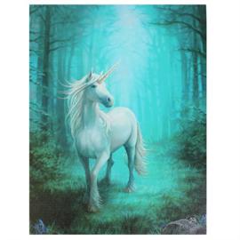 Canvas - Forest Unicorn - Anne Stokes