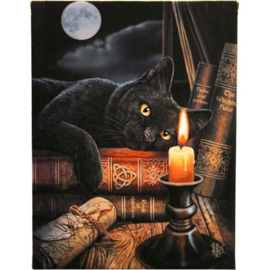 Canvas - Witching Hour - Lisa Parker