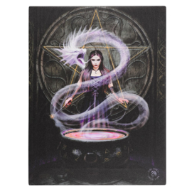 Canvas 50x70cm  - The Summoning - Anne Stokes