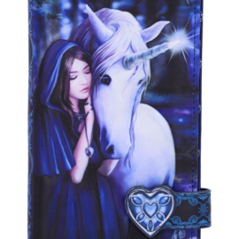 Embossed Portemonnee - Solace - Anne Stokes
