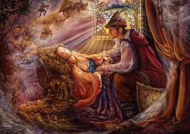 Puzzel - Sleeping Beauty - Josephine Wall