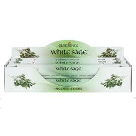 Incense sticks - White Sage - Elements