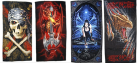 Badlaken Anne Stokes - 4 prints pack