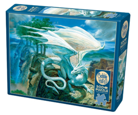 Puzzel - White Dragon - Ciruelo
