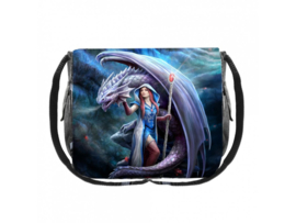 Messenger Bag - Dragon Mage - Anne Stokes