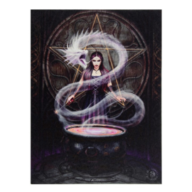 Canvas - The Summoning - Anne Stokes