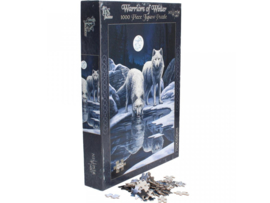 Warriors of Winter Puzzel - Lisa Parker