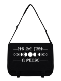 Messenger bag - It's Not Just A Phase