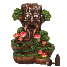 Tree Man - Backflow incense brander